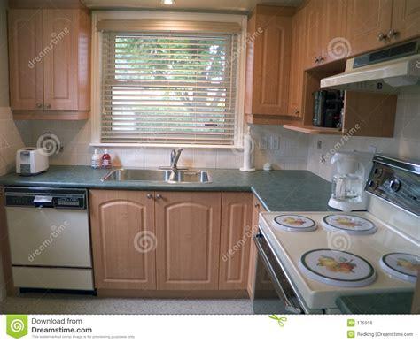 cuisine moderne 22 image libre de droits image 175916