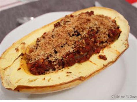 cuisine courge recettes de courge spaghetti et cuisine végétarienne