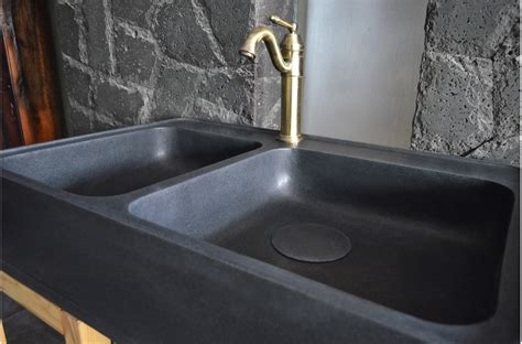 black granite kitchen sink 900mm black granite double bowl kitchen sink karma shadow