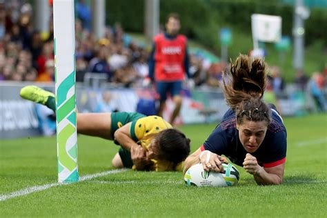Women Rugby World Cup Match Day August