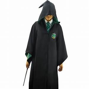Robe de sorcier Harry Potter Serpentard taille enfant et adulte Cinereplicas France