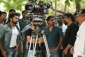 Surya Lingusamy Santhosh Sivan film press release Tamil ...