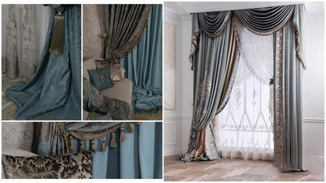 curtains color combination   curtain ideas   rooms youtube