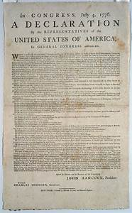 New York City and the Declaration of Independence | Behind ...