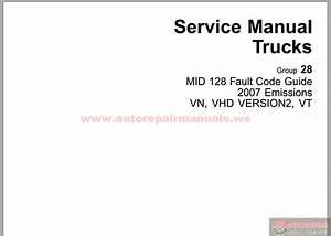 Volvo Mid 128 Fault Code Guide