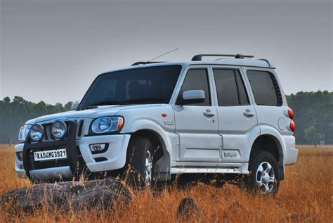 Mahindra Scorpio Images, Wallpapers, Snaps, Pictures