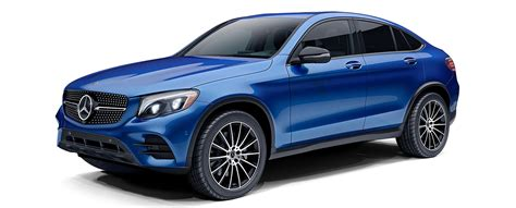 2018 Midsize Glc 4matic Coupe Mercedesbenz