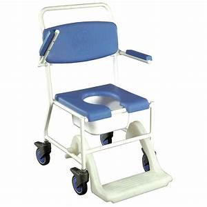 Portable Handicap Toilet