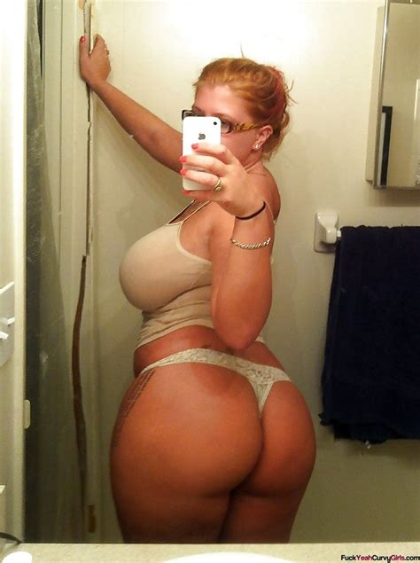 Big Booty Thick White Girl