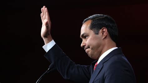 julian castro  exited   presidential race vogue