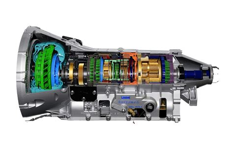 gm  ford collaborated   speed transmission