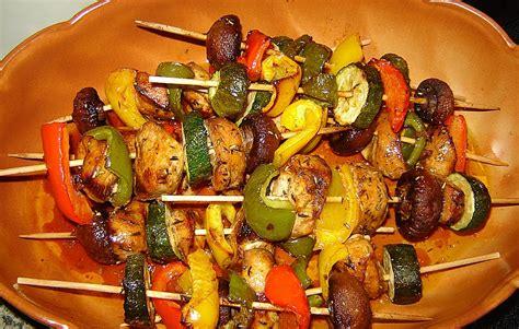 vegetarische spiesse rezept mit bild von soskoechin chefkochde