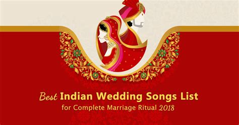 indian wedding songs list  complete marriage