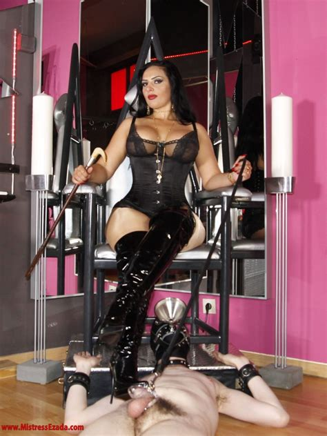 patent leather boots worship  devotee  goddess ezada sinn