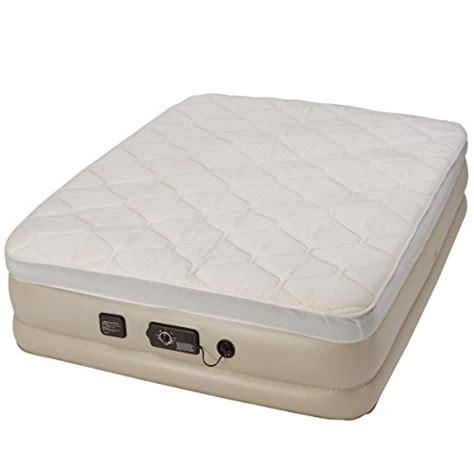never flat air mattress 43 serta raised air mattress with never flat