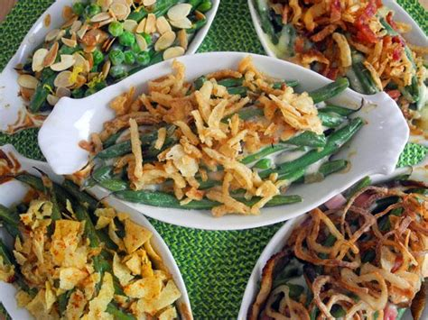 green bean casserole recipes  ways fn dish