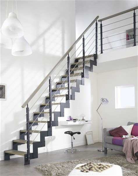 Comment Faire Une Re D Escalier En Corde by Comment Bien Choisir Son Escalier Travaux Com