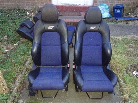 ford fiesta st seats interior breaking spares mk mk