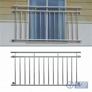 franzosischer balkon fenstergitter gelander edelstahl With französischer balkon mit sonnenschirm china optik
