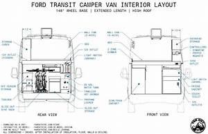 Ford E350 Interior Height
