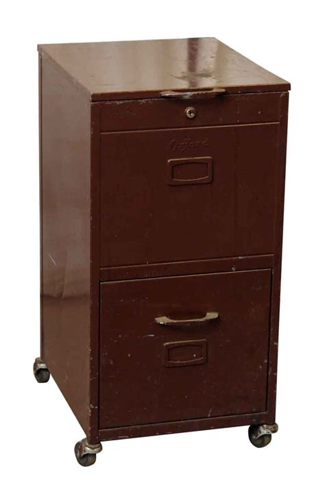 oxford file cabinet oxford metal filing cabinet olde things