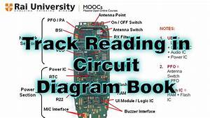Track Reading In Circuit Diagram