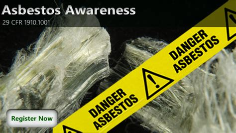 asbestos awareness training national environmental trainers