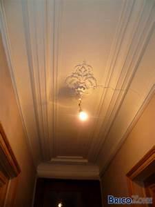 emejing style plafond en platre gallery bikepartyus With decoration salon avec platre