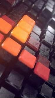 3d Cubes Abstract Wallpaper
