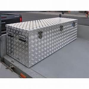Coffre De Chantier : malle en aluminium pour chantier thisga ~ Dode.kayakingforconservation.com Idées de Décoration