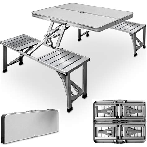 portable table and chairs folding table and chairs set cing picnic dining