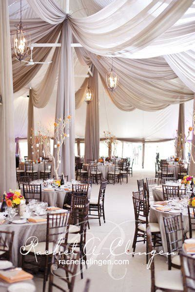 marquee draping ideas interesting draping inside the marquee receptions