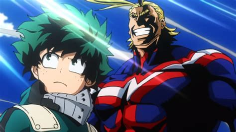legendary will attempt to make my hero academia into a live action movie true median