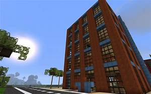 Virginia Hotel Minecraft Project