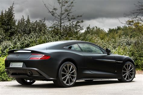Aston Martin Vanquish One Of Seven Collection