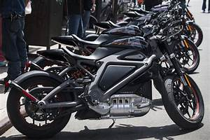 Electric Harley Davidson Motorcycle From The Avengers To Hit Market In 2019