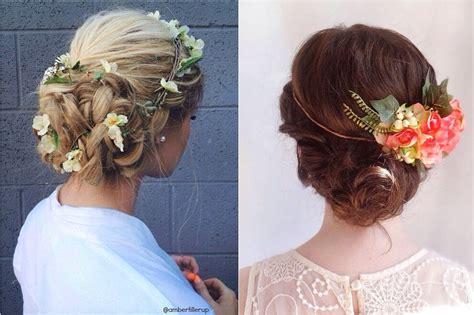 coiffure mariage chignon bas