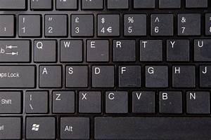 Computer, Keyboard, Free, Stock, Photo