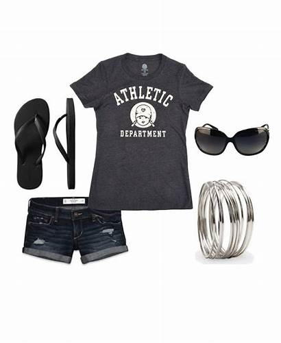 Tomboy Outfits Athletic Sporty Summer Department Outfit