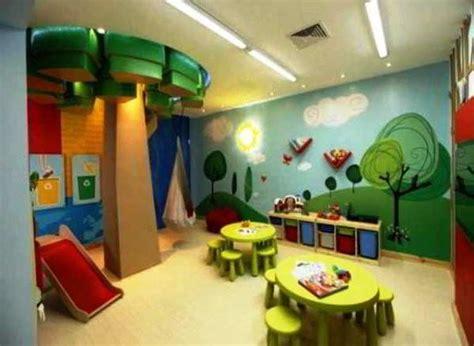 model ruang bermain anak modern tips rumah