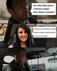 12 Best Images About The Rock Memes Driving On Pinterest