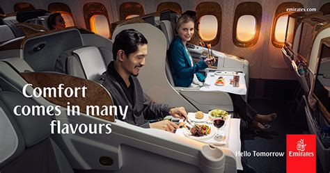 emirates airlines advertising campaign