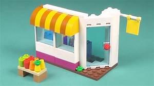 Lego Shop Building Instructions