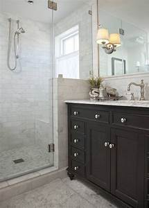restoration hardware bathroom vanity transitional bathroom With what kind of paint to use on kitchen cabinets for wynwood walls art walk