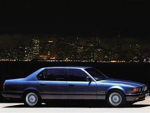 BMW 7 Series (E32) - 1986, 1987, 1988, 1989, 1990, 1991