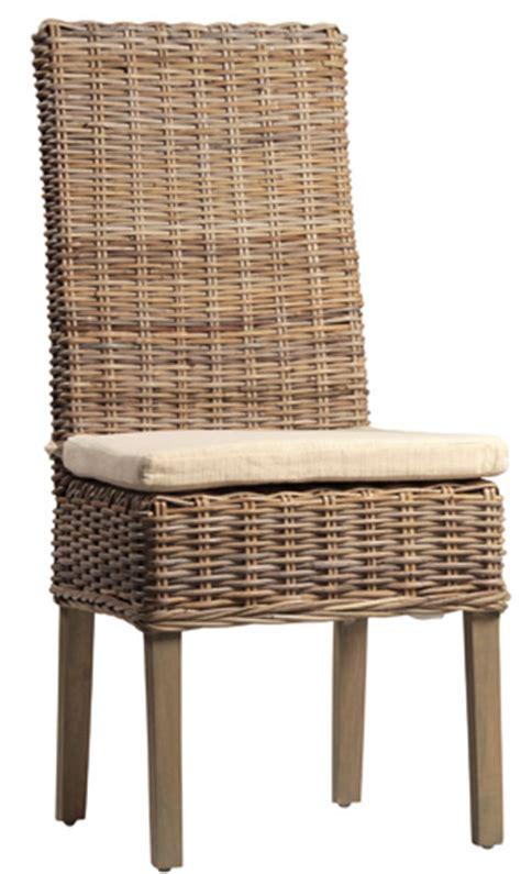 kubu dining chair pla dovetail furniture seating