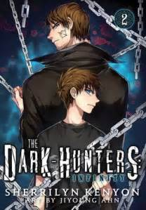 dark hunters infinity vol  chronicles  nick