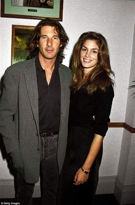 Richard Gere Cindy Crawford
