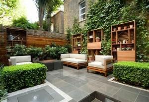 Gartengestaltung fur kleine garten ideen bilder beispiele for Katzennetz balkon mit brenas garden apartments la palma