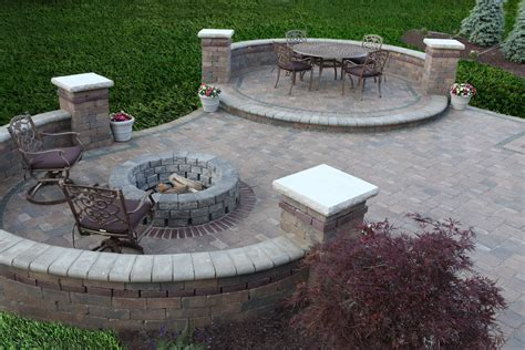 Baron Landscaping » Outdoor Fireplace Contractor
